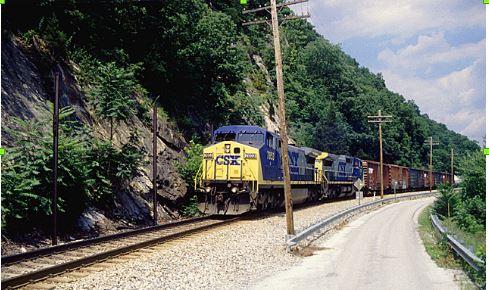 CSX Train Today