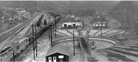 Handley Train Yard