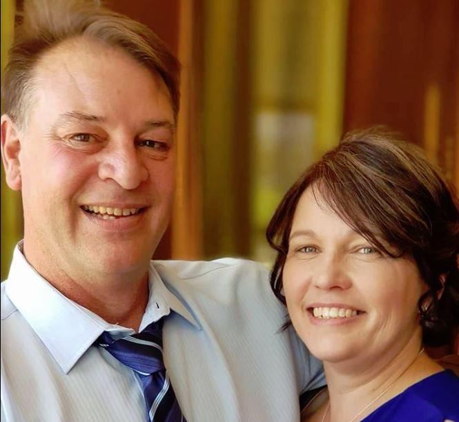 Natalie and David Goldsmith