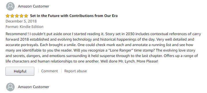 Amazon Review 01