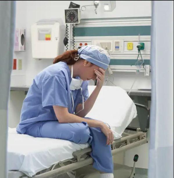 Discouraged Nurse